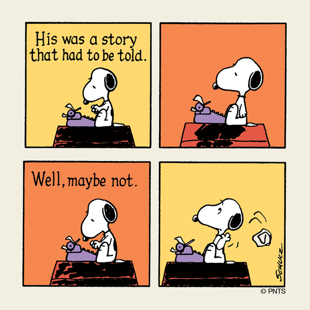 SnoopyWriter